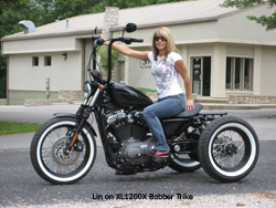 Motorcycles - Custom built Trikes for the enthusiast to the Trike